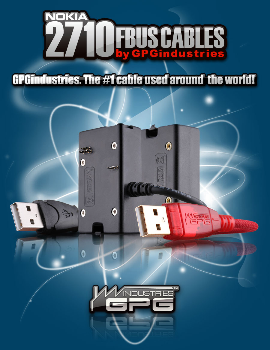Hot! 2710 Cable powered by GPGIndustries!