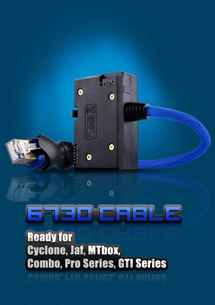 ���� ����� ����� ����� 5530, 6730 and 6720 Fbus cables by GPGindustries