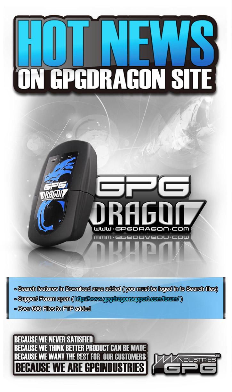 2011 02 10 Hot News on GPGDragon Site 21 725