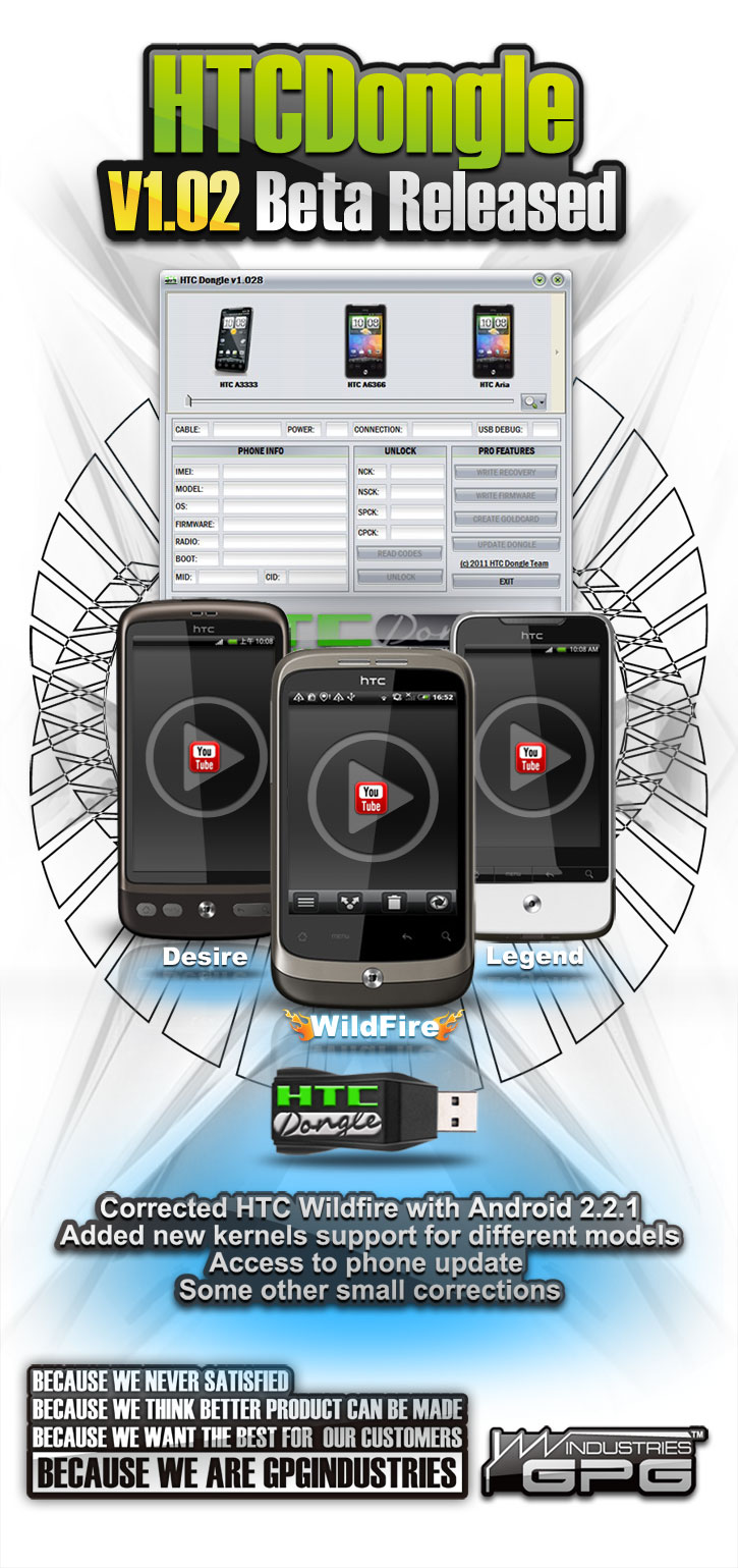 HTCDongle V102 Beta Released 21 725