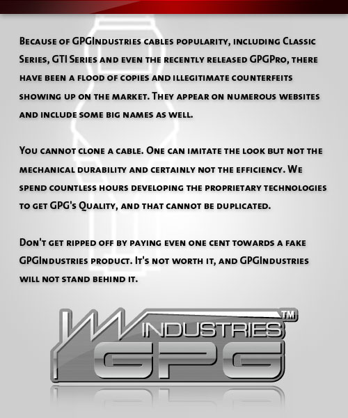 GPGIndustries - The #1 Cable and Hardware used around the world